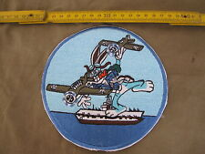 USAF Fighter Squadron Bugs Bunny Patch Airforce Pilots Paratrooper US Army WW2