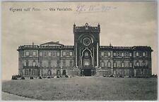 CARTOLINA d'Epoca - FIRENZE provincia : Rignano sull'Arno 1910