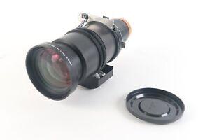 "Christie 1.5-2:1 0.95"" SXGA 1.4-1.8:1 CT 0.95"" HD Projector Lens W/ Lens Case"