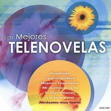 Emerson Ensamble : Las Mejores Telenovelas CD