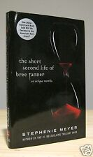 STEPHENIE MEYER THE SHORT SECOND LIFE OF BREE TANNER SIGNED 1st ED NEW UNREAD
