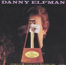 Danny Elfman: Music for a Darkened Theatre, Film & Television Music, Vol. 1...