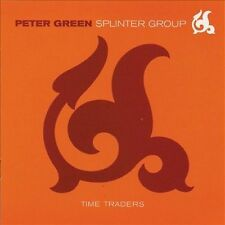 PETER GREEN SPLINTER GROUP - Time Traders (CD, 2011, Eagle Records)
