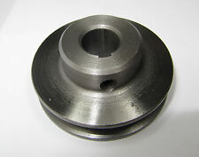 "RDGTOOLS 2 - 1/2"" CAST IRON PULLEY 5/8"" BORE KEYWAY"