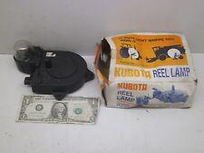 NEW GENUINE KUBOTA REEL LAMP 70000-73299 TRACTOR SEE PHOTOS FREE SHIPPING!!! ZP
