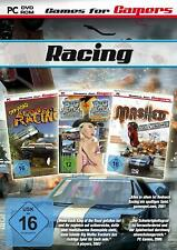 Games for Gamers Racing Game Pack 1 - Mashed/Redneck/Big Muth [PC] CD ROM - NEU