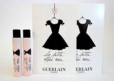 GUERLAIN La Petite Robe Noire Eau De Parfum 1ml .03oz Sample Spray x2