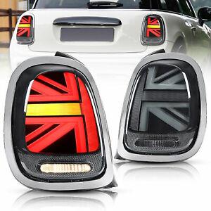 VLAND LED Tail lights W/Running Brake For BMW Mini Cooper F55 F56 F57 2014-2019