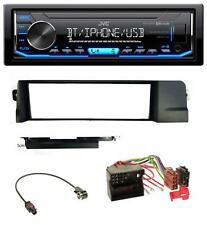 JVC AUX USB Bluetooth MP3 Autoradio für BMW 3er E46 Profiversion Quadlock