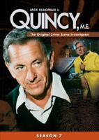 Quincy M.E.: Season 7 (Seventh Season) (6 Disc) DVD NEW
