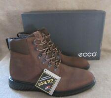 ECCO Mens ST 1 Hybrid Lite GORETEK Leather Boots Shoes US 10 - 10.5 M EUR 44 NWB