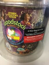 Woodstock: 3 Days of Peace & Music Director's Cut Ultimate Collector's Edition