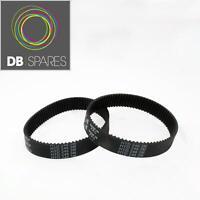 2 Drive Belts for Black /& Decker Planer BD725 BD728 KW725 324427-00