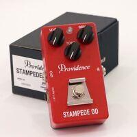 Providence SOV-2 STAMPEDE OD Overdrive Guitar Effect Pedal