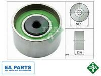 Deflection/Guide Pulley, timing belt for MAZDA INA 532 0386 20
