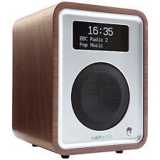 Ruark Audio R1 Dab/dab /fm Alarm Radio Walnut Mk3 MKIII