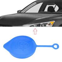 1x Blue Fluid Reservoir Tank Cap Windshield Wiper Washer Fit For Honda Civic CRV