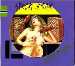 SPECK REJK Collection 2-CD Set – Sludge Metal/Goth Rock * Kymm, Queer Choir Boys