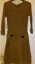 Jane Norman vintage 60's style sweater dress. 36 bust.