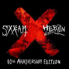 Sixx:A.M. - The Heroin Diaries Soundtrack: 10th Anniversary Edition (NEW CD+DVD)