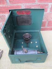 a British military  Army camping  cooking No2 Field Stove/Cooker