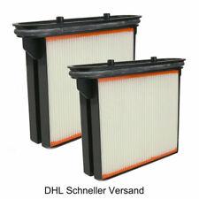 Faltenfilter Kassette Filter Für Eibenstock DSS 25A 35M,DSS 50A 50M Staubsauger