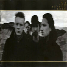 U2 RARE Original Japan Australian PRESSING The Joshua Tree CD No Barcode