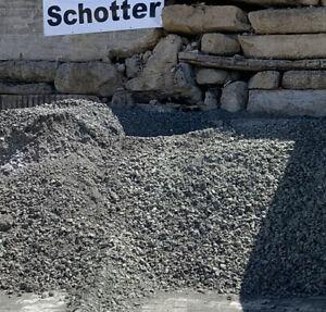 1 to Mineralgemisch/Schotter