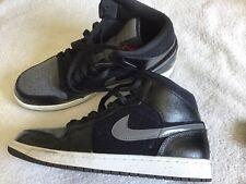 Air jordan 1 Basketball Shoes Size 11 Black Mens 852542 001