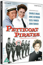 PETTICOAT PIRATES. Charlie Drake, Cecil Parker. New Sealed DVD.