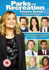 PARKS AND RECREATION - SEASON 7 - DVD - REGION 2 UK