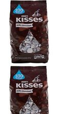 Hershey's Milk Chocolate Kisses,  (56 oz. Bag) 2 ct