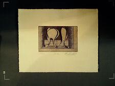 OTTO SCHWERTL - LITHOGRAFIE -  BLATT 12/20