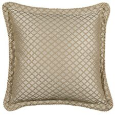 Davinci Lancaster Gold Square Cushion