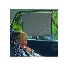 ,UNIVERSAL CAR WINDOW ROLLER BLIND SUN SHADE CLIPPASAFE NEW UK PRODUCT