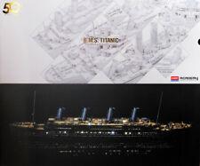 Academy 14226 1/400 50 Jahre Jubiläum RMS Titanic Premium Edition mit LED