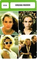 FICHE CINEMA :  VIRGINIA MADSEN -  USA (Biographie/Filmographie)