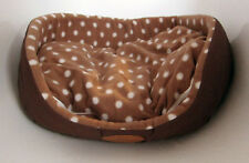 Washable dog bed for a small dog / large cat- 52 cm x 44 cm, brand new