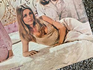 Sealed 1967 Original Sharon Tate - Valley Of The Dolls - Vinyl LP - Mint  Sealed