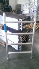ASC Aufbaurahmen 75-4, Aluminium, 1,0 m, NEU, auch f. andere Hersteller