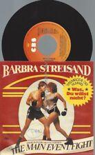 "7""    Barbra Streisand – The Main Event"