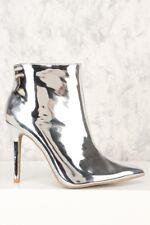 QUPID Heel Ankle Boot Bootie #Milia61W