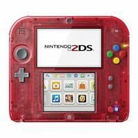 Nintendo 2DS Pokemon Red Edition NTSC-J (Japan)