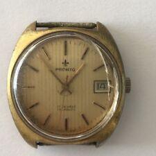 Pronto FHF 974 watch movement horlogerie montre mécanique sparepart