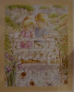 Olivers Orchard ref 479 Buzzcraft Mega Impressions A4 Die Cut Decoupage Sheets