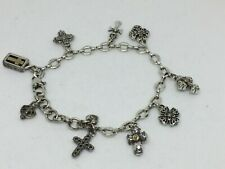 Brighton Cross Charm Bracelet