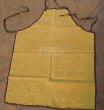 24 W X 36 L Leather Bib Welding Apron Sn2