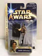 STAR WARS GENERAL LANDO CALRISSIAN DEATH STAR ATTACK ACTION FIGURE 3.75""