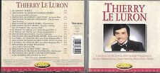 CD 18 TITRES THIERRY LE LURON GOLD BEST OF 1997 TBE