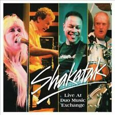 SHAKATAK - LIVE AT THE DUO MUSIC EXCHANGE TOKYO 2005 (CD+DVD) USED - VERY GOOD C